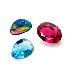 Articles about precious gemstones