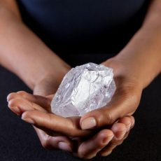 Diamond the Size of a Tennis Ball Could Fetch $70 Million
