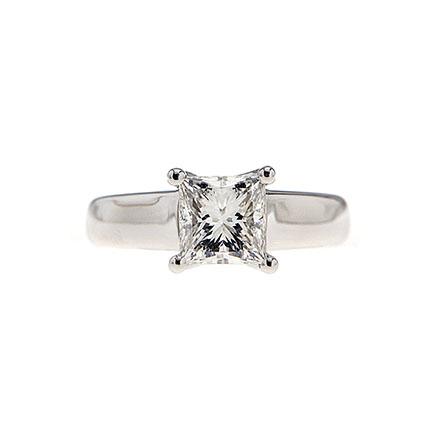 Why diamond rings