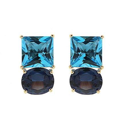 Rare Alexandrite Earrings