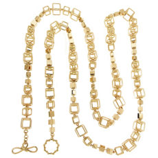 Chain Necklace Types