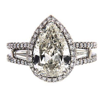 Paris Hilton's 2 Million Dollar Engagement Sparkler
