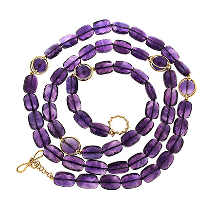 Go Purple with Amethysts This February