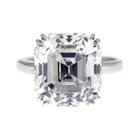Elizabeth Taylor's Engagement Sparklers