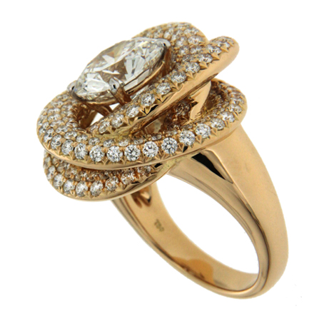 Top Choices in Golden Rings This Year -  Vintage grade elaborate