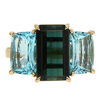 Colored Gems That Make Most Sense in Engagement Rings