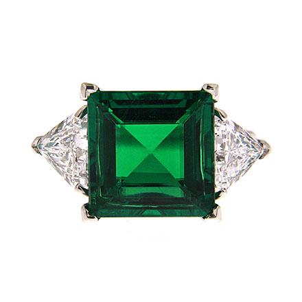 Variations on a Triangle Diamond