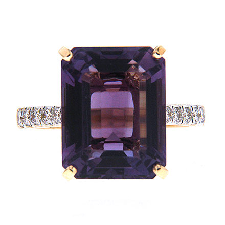 What's Hot in Amethyst Jewelry This Year?