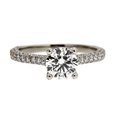 Melee Diamonds and Diamond Rings