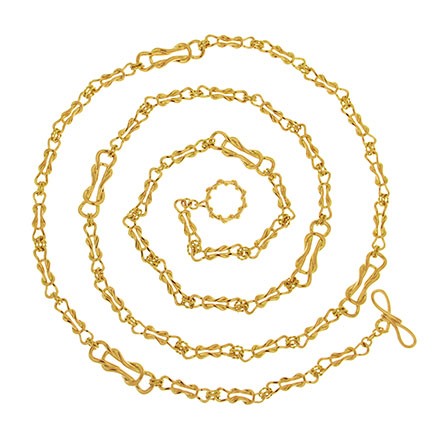 A Jewelry Trend That You Should Get Acquainted to - Gold Necklaces
