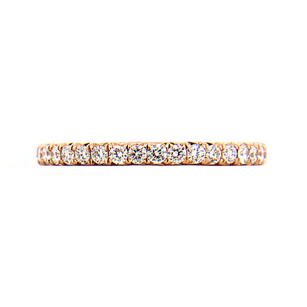 Rose Gold Rings and Fall Weddings