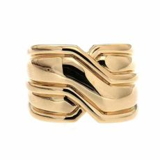 On The Town Gold Ring