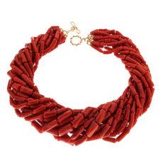 Memmetti Coral Necklace