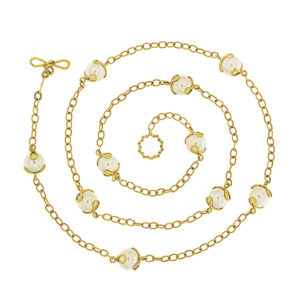 Carina Fresh Water Pearl Necklace