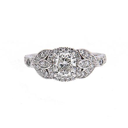 Romantic Ring Designs That Profess Everlasting Love
