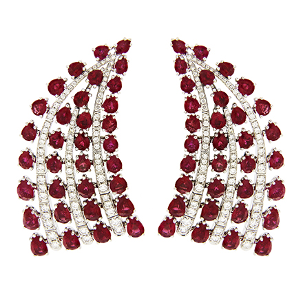The Shades of Red in Rubies