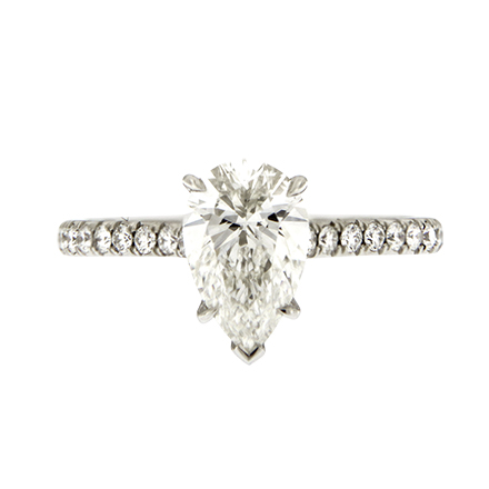 Diamond Shapes and What They Say about Their Wearers