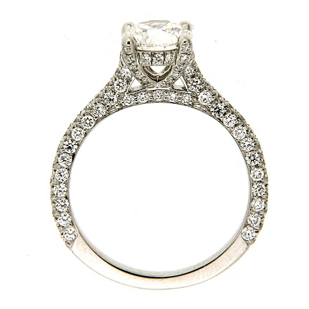 Buying a Ring without Knowing the Exact Size