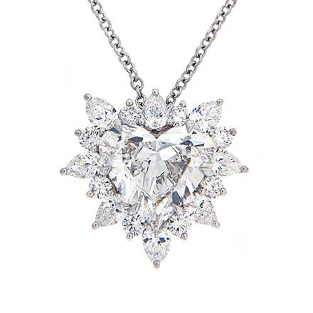 The Legendary Heart-Cut Diamond