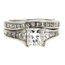 Matching Wedding Bands with Your Engagement Ring