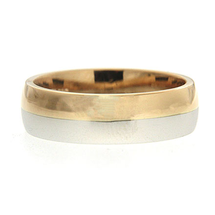Gradient Metal Effects in Wedding Rings